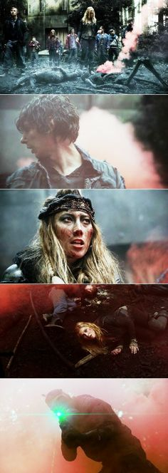 #The100 S01E13 We Are Grounders: Part 2 | Season Finale | CW