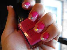 Disney Princess manicure