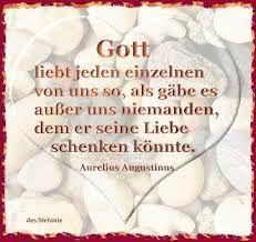Gott schenkt dir seine Liebe