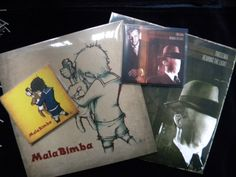 The brand new MALABIMBA and Thelema albums are out now as LP and CD. available at www.cineploit.com Lp, Albums, Brand New, Design, Movies