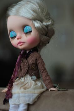 Helena.Ooak Custom Blythe Doll by Thecollectorblythes on Etsy