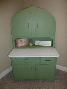cute hoosier cupboard