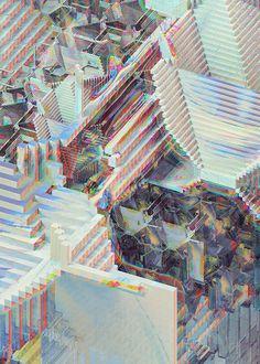 ESCHERIZATION on Digital Art Served
