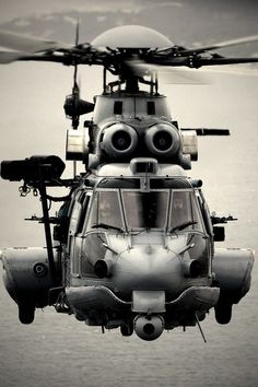 Helicoptero frontal