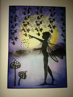 .Make beautiful cards and gifts using a unique range of clear stamps, created by Tracey Dutton from Lavinia Stamps. Magical mystical and Floral images, which include a wonderful range of silhouette Fairies