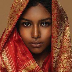 black women models names Beautiful Black Women, Beautiful Eyes, Beautiful People, African Beauty, Indian Beauty, Dark Beauty, Beauty Skin, Woman Face, Beauty Women