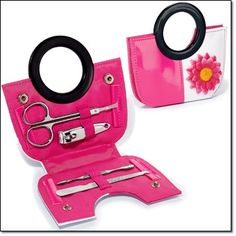 You will love this product from Avon: Mini Tote Manicure Kit Avon Facebook, Avon Nails, Nail Scissors, Avon Rep, Nail Care, You Nailed It, Manicure, Fashion Accessories, Cosmetics