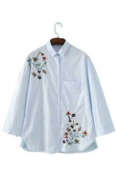 Trendy-Road-Style-Shop-Online-Fashion-Woman-Street-Shirt-Embroidery-Flower
