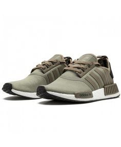 online store ce155 4400e Adidas NMD R1 Olive Cargo Core Black Shoes Cheap Adidas Nmd, Adidas Nmd R1,