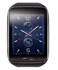 Samsung Gear S Smartwatch Announced!  I...Want...This!!!!! *spills rainbows from cup