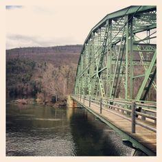 Brattleboro Vermont bridge