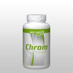 AKTION Chrom 100 Kapseln; Marke: Best Body Nutrition CHF 11.90 (anstatt 15.90)