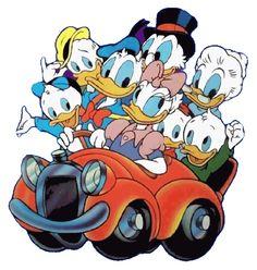 duckfamcar.gif (576×606)
