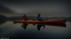 Night Kayaking on Lough Hyne in Co. Cork, Ireland Offbeat Things to do on The Wild Atlantic Way of Ireland
