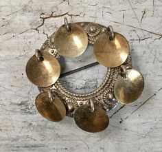 Silver Norwegian Solje Brooch by Aksel Holmsen 830S - Yourgreatfinds, Vintage Jewelry - 1