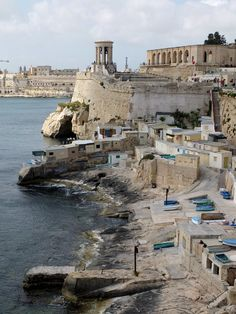 Valletta - Malta Beautiful Islands, Beautiful Places, Wonderful Places, Malta History, Malta Valletta, Monaco, Malta Gozo, Malta Island, Holiday Destinations
