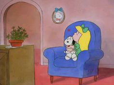 Snoopy's original owner was a little girl named Lila, who had to return him to Daisy Hill after her family moved to an apartment where dogs were forbidden.