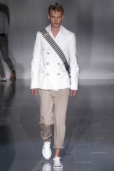Gucci: menswear spring/summer 2015