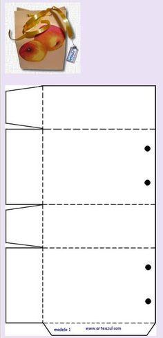 bolsa de papel: