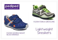 All Natural Katie: Pediped Lightweight Sneakers for Children [review + GIVEAWAY]