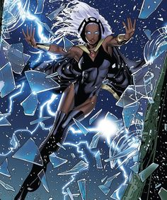 Storm. One of my favs too @Michelle Southall-Wheeler :)