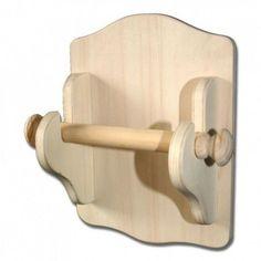 Porta rollo para el papel de wc en chopo y pino. Bathroom Toilet Paper Holders, Toilet Roll Holder, Paper Towel Holder, Diy Furniture Building, Home Decor Furniture, Woodworking Box, Woodworking Projects Diy, Woodworking Machinery, Wooden Toy Cars