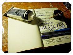 W pokoju na poddaszu.: Kreatywna destrukcja czyli #Zniszcztendziennik