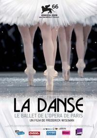 La Danse - Le Ballet de l'Opéra de Paris (2009). Dokument śledzi produkcję siedmiu przedstawień baletowych realizowanych przez Paris Opera Ballet.