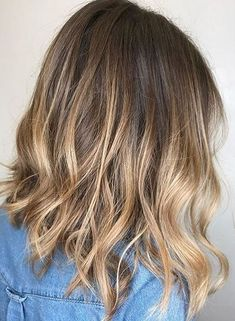 want this bronde hair