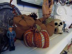 The Closet Intellectual: How To-zday Pumpkins~*