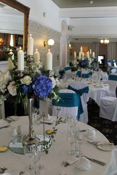 Flower Design Events: Garry & Terry's Spectacular Wedding at Bartle Hall, the Ceremony was in 'Nest' and the Reception in 'The Windsor'