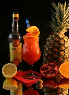 """Bajan Rum Punch Recipe - Making this for our NASCAR party """"DAYTONA""""!!!!!"""