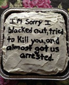 15 cakes you can only give your best friends haha
