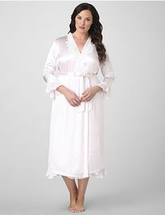 Perfect satin robe for the #bride to be! $68 -- #sonsi
