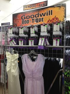 Halloween Got You Scared? Visit the Goodwill Boo-tique! - Goodwill Easter Seals Miami Valley Blog