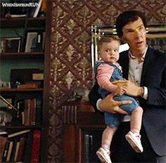 [GIF] SHERLOCK S4 E3: The Final Problem. Benedict Cumberbatch
