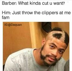 """9e08bd73ff1 Post with 3542 votes and 165393 views. Part Terrible Haircuts That Were So  Bad They Became """"Say No More"""" Memes"""