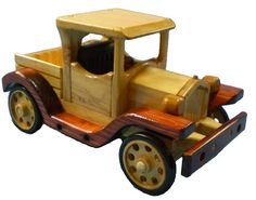 wooden toys plans free trucks - DIY Woodworking Projects