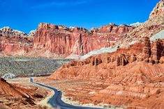 People Have Lived In And Visited Utah's Capitol Reef National Park For Thousands Of Years Capitol Reef National Park, Us National Parks, Channel Islands California, Sequoia California, Sand Dunes Colorado, Death Valley California, Crater Lake Oregon, Grand Canyon Arizona, Utah Vacation