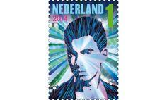 Super coole DJ postzegels: Hardwell