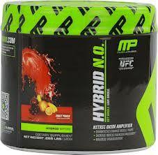 HYBRID N.O. 120 grams (20 Servings) by Muscle Pharm