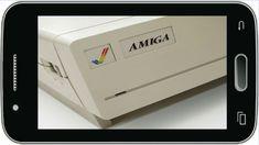 Fajny dzwonek, budzik do telefonu - Amiga game