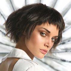 coupe de cheveux avec frange - Jack Holt