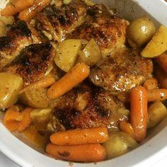Instant pot creamy lemon garlic chicken | mamaloveslilli's Blog