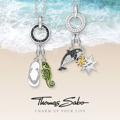 Thomas Spring / Summer 2016 Charm Club Collection