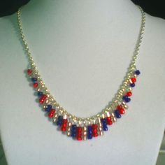 Image result for free 4th of July seed bead patterns