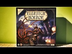 Eldritch Horror - Brettspiel Test #43 - YouTube