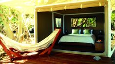 Wilson Island Resort, Great Barrier Reef - for the eco-adventure seekers who want to spend a night on a deserted island.