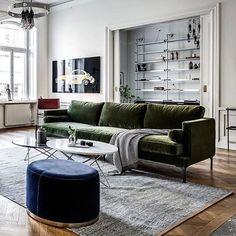 Elegante und bequeme Sessel in Leder oder Stoff von Bolia