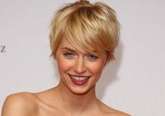 Blonde/Pixie -